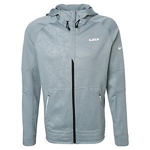 Nike LeBron DNA Elite Trainingsjacke Herren grau / schwarz