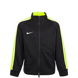 Nike Team Authentic N98 Trainingsjacke Kinder schwarz / lime