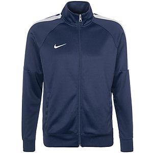 Nike Team Club Trainingsjacke Herren dunkelblau / weiß