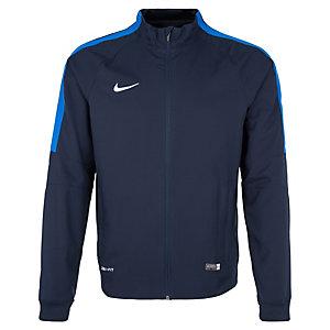 Nike Squad 15 Sideline Trainingsjacke Herren blau / weiß