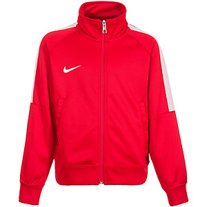 Nike Team Club Trainingsjacke Kinder rot / weiß