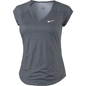 Nike Pure Funktionsshirt Damen schwarz
