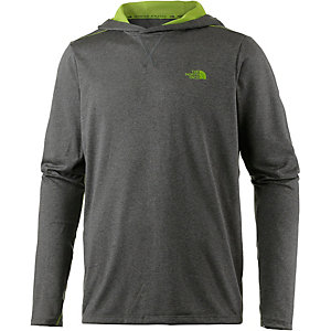 The North Face Reactor Hoodie Herren oliv