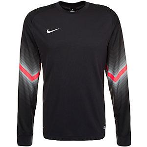 Nike Goleiro Torwarttrikot Herren schwarz / rot