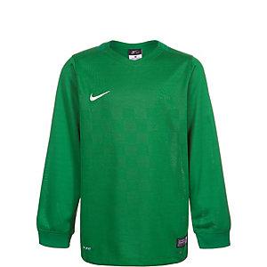 Nike Energy III Torwarttrikot Kinder grün / weiß