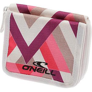 O'NEILL AC Essential Wallet Geldbeutel Damen pink/weiß