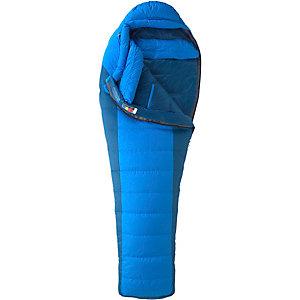 Marmot Sawtooth Long Daunenschlafsack blau