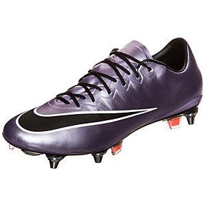 Nike Mercurial Vapor X SG-PRO Fußballschuhe Herren lila / schwarz