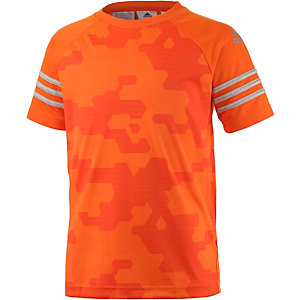 adidas Funktionsshirt Jungen orange