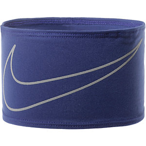 Nike Dri-Fit Stirnband blau
