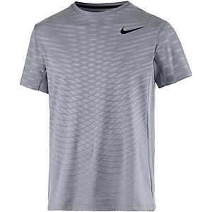 Nike Ultimate Funktionsshirt Herren grau/weiß