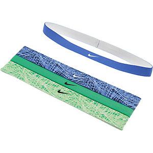 Nike 4 Pack Haarband grün/türkis/blau