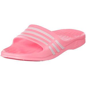 adidas Duramo Sleek Sandalen Damen rosa