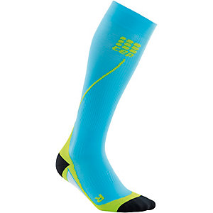 CEP Run Sock 2.0 Kompressionsstrümpfe Herren türkis/grün