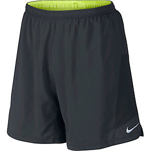 Nike Pursuit Funktionsshorts Herren schwarz