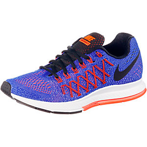 Nike Air Zoom Pegasus 32 Laufschuhe Damen blau/orange