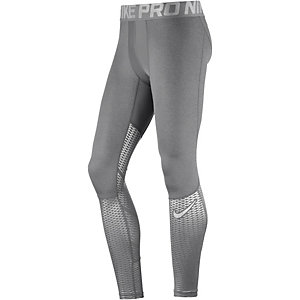 Nike HYPERCOOL MAX Tights Herren grau