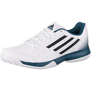 adidas Sonic Attack Tennisschuhe Herren weiß/schwarz