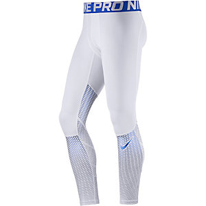 Nike HYPERCOOL MAX Tights Herren weiß