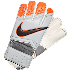 Nike Goalkeeper Gunn Cutt Torwarthandschuhe Herren grau / orange