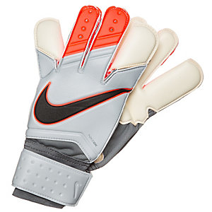 Nike Grip 3 Torwarthandschuhe Herren grau / orange