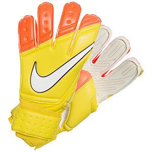 Nike Goalkeeper Premier SGT Torwarthandschuhe Herren gelb / orange