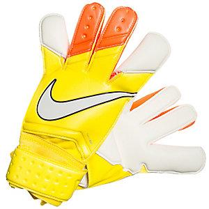 Nike Vapor Grip 3 Torwarthandschuhe Herren gelb / orange / weiß
