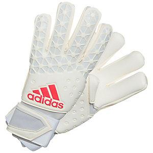 adidas ACE Pro Classic Torwarthandschuhe Herren weiß / grau / rot
