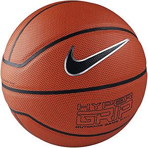 Nike Hyper Grip Outdoor Basketball orange / braun