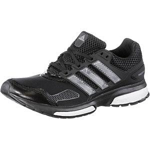 adidas Response Boost Techfit 2 Laufschuhe Herren schwarz/weiß