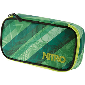 Nitro Snowboards Pencil Case Wicked green Federmäppchen grün