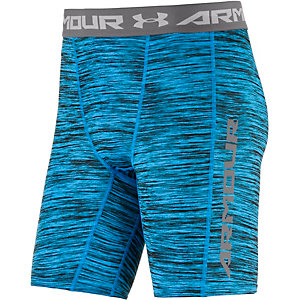 Under Armour HeatGear Coolswitch Kompressionshose Herren blau
