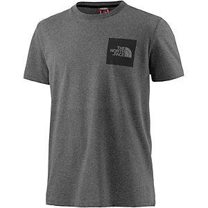The North Face Fine Funktionsshirt Herren grau