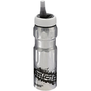 SIGG DYN Sports Alu Trinkflasche silber