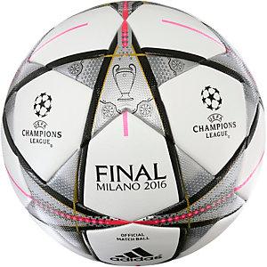 adidas Champions League 2016 Fußball weiß