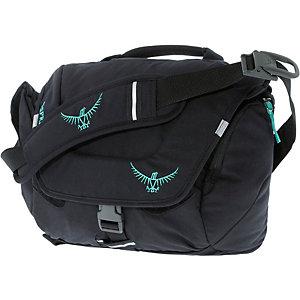 Osprey Flap Jill Mini Umhängetasche Damen schwarz