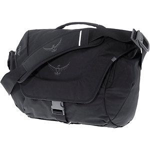 Osprey Flap Jack Courier Umhängetasche schwarz