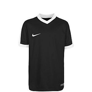 Nike Striker IV Fußballtrikot Kinder schwarz / weiß