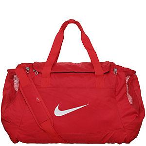 Nike Club Team Swoosh Medium Sporttasche rot / schwarz