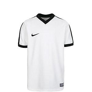 Nike Striker IV Fußballtrikot Kinder weiß / schwarz
