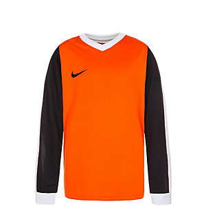 Nike Striker IV Fußballtrikot Kinder orange / weiß