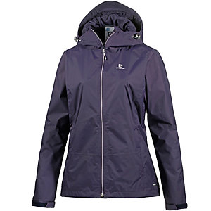 Salomon Crescent Outdoorjacke Damen lila
