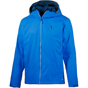 Salomon Crescent Outdoorjacke Herren blau
