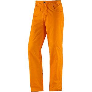adidas Felsblock Kletterhose Herren orange
