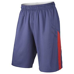 Nike Basketball-Shorts Herren lila / rot