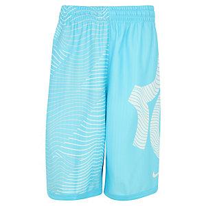 Nike KD Surge Elite Basketball-Shorts Herren hellblau / weiß