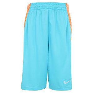 Nike Elite Wing Basketball-Shorts Herren blau / orange / weiß