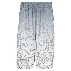 Nike LeBron Tamed AOP Basketball-Shorts Herren weiß / grau