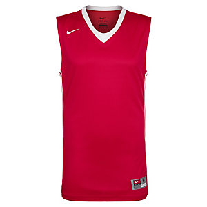 Nike National Varsity Stock Basketball Trikot Herren rot / weiß