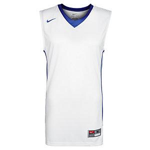 Nike Basketball Trikot Herren weiß / blau